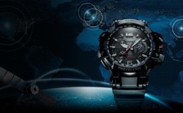 Casio G-Shock GPW-1000 GPS hero