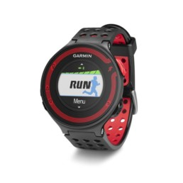Garmin Forerunner 220 Noir Rouge Gauche AcquisitionSatellites IE