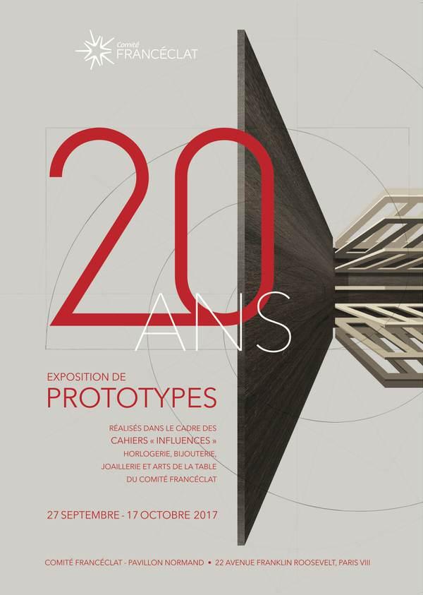 Franceclat 20 ANS prototypes-affiche-mini