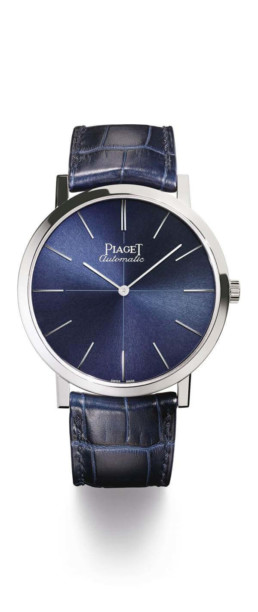 Piaget Collection Anniversaire Altiplano 60 ans