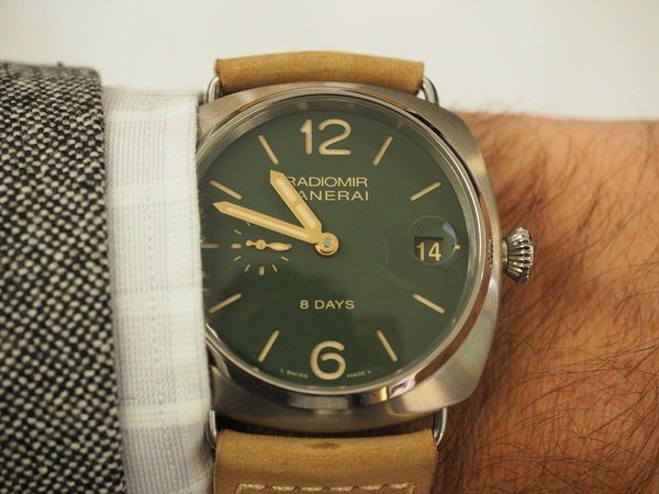 Montre Panerai Luminor due 14