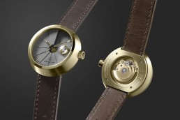 montre 4D concrete automatic