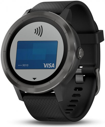 montre Garmin Vivoactive 3 - garmin pay